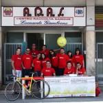 La passeggiata in bici: il Gruppo Giovani!