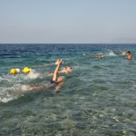 I nuotatori della traversata